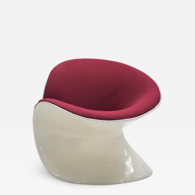 Thonet Rare Mid century Jean Pierre Laporte Girolle armchair 1969