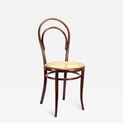 Thonet Rare eErly Chair Gebr der Thonet Nr 14 circa 1860