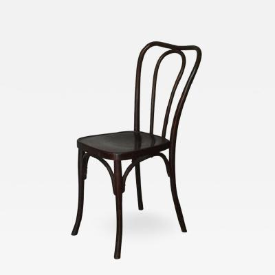 Thonet Set of Ten Rare Wojciech w Thonet Chairs