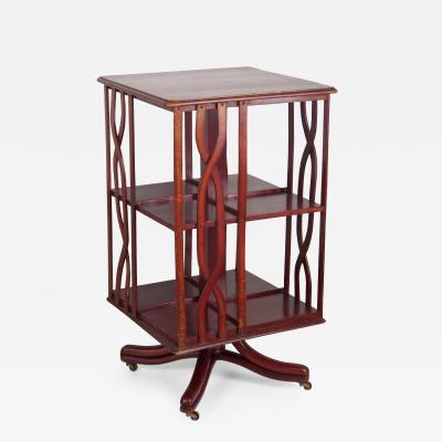 Thonet Swivel Bookcase by Thonet Nr 11651 1904