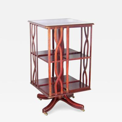 Thonet Swivel Library Bookcase Thonet Nr 1 Since 1904