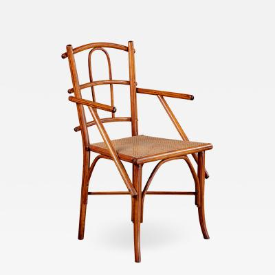 Thonet THONET FAUX BAMBOO CHAIR