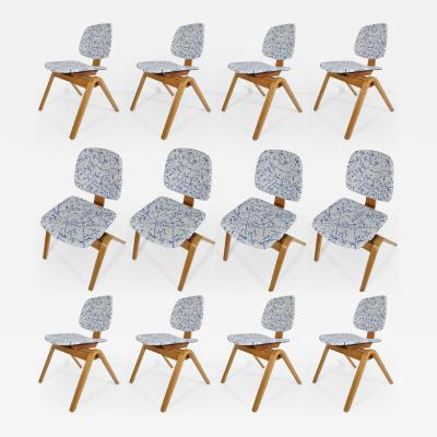 Thonet Thonet Dining Chairs Set of 12