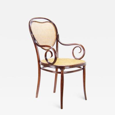 Thonet Viennese Armchair Thonet Nr 3 Early Model 1860s