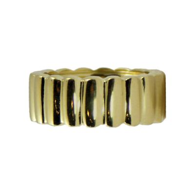 Tiffany Co Gold Tiffany Lozenge Band