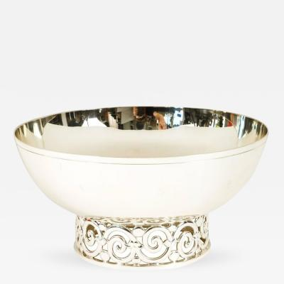 Tiffany Co Sterling Silver Bowl by Tiffany Co