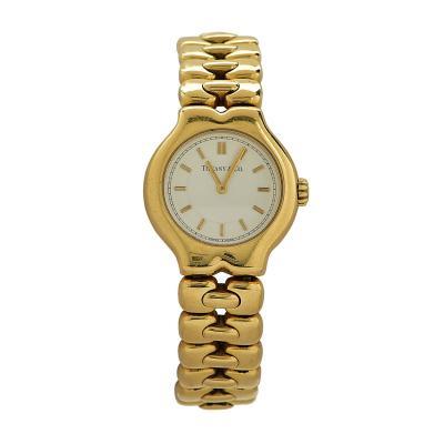 Tiffany Co Tesoro Tiffany and Co Watch V17887