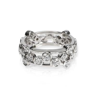 Tiffany Co Tiffany Co Bubbles Diamond Ring in Platinum 1 75 CTW