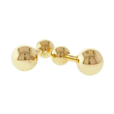 Tiffany Co Tiffany Co Classic Dumbbell Cufflinks
