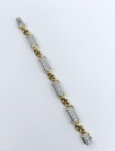 Tiffany Co Tiffany Co Diamond Bracelet