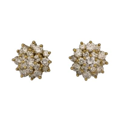 Tiffany Co Tiffany Co Diamond Earrings