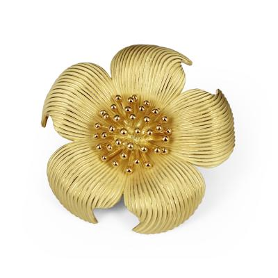 Tiffany Co Tiffany Co Dogwood Brooch