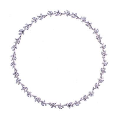 Tiffany Co Tiffany Co Garland Diamond Platinum Garland Necklace
