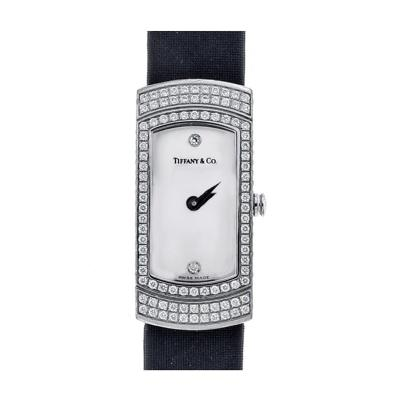 Tiffany Co Tiffany Co Ladys Diamond Cocktail Watch