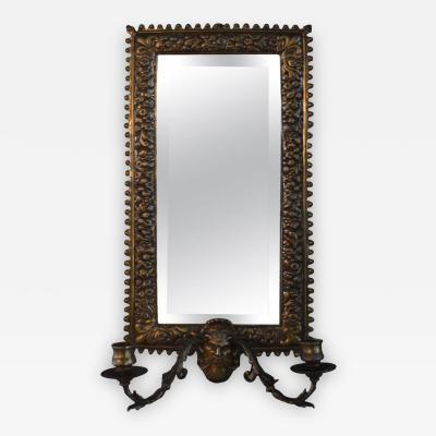Tiffany Co Tiffany Co Mirror with Cendelabras