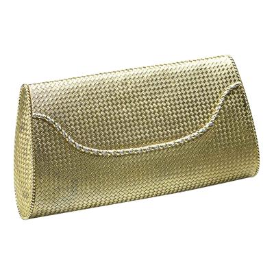 Tiffany Co Tiffany Co Woven Gold Evening Bag