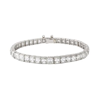 Tiffany and Co Antique French cut Diamond Bracelet by Tiffany Co