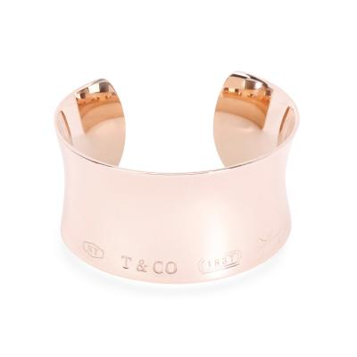 Tiffany and Co Tiffany Co 1837 Wide Cuff in Rubedo