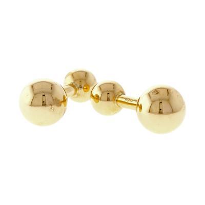 Tiffany and Co Tiffany Co Classic Dumbbell Cufflinks