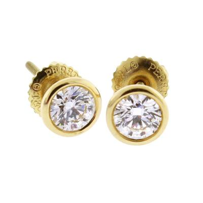 Tiffany and Co Tiffany Co Elsa Peretti Diamonds by the Yard Stud Earrings