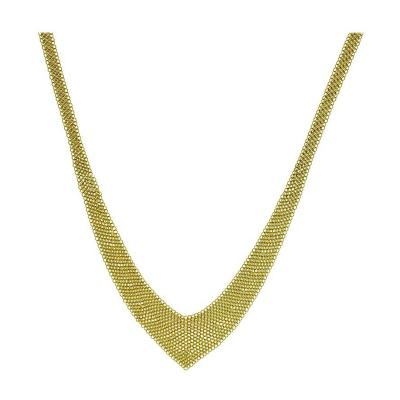 Tiffany and Co Tiffany Co Elsa Peretti Mesh Scarf Necklace