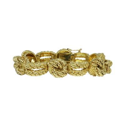 Tiffany and Co Tiffany Co Knot Bracelet