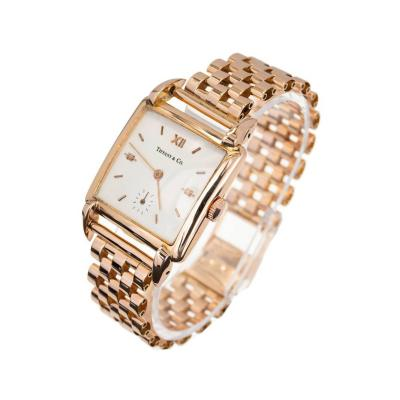 Tiffany and Co Tiffany Co Universal Geneve Rose Gold Wristwatch 1950