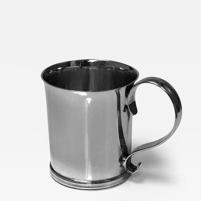 Tiffany and Co Tiffany Sterling Silver Mug Tankard C 1940