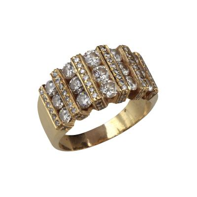 Tiffany and Co Vintage Tiffany Co 18kt Diamond ring Co 18kt Diamond ring