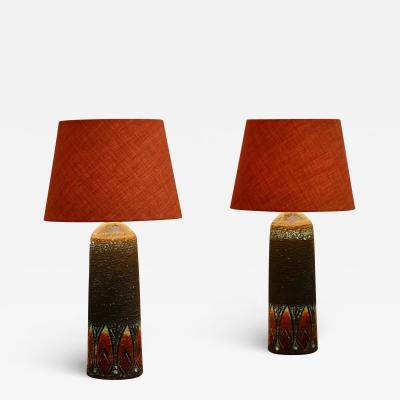 Tilgman Pair of sweden lamps
