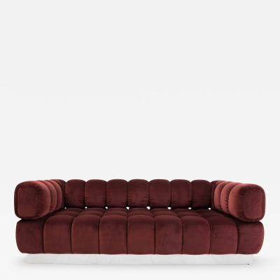 Todd Merrill Custom Originals Jumbo Tufted Sofa
