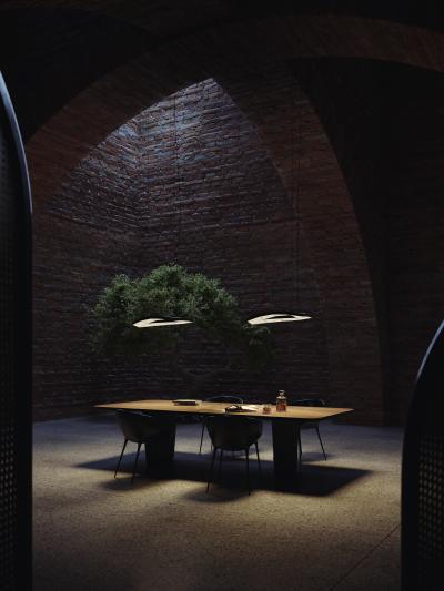 Tokio Furniture Lighting Contemporary Modular Pendant Light Tri Light TRI18 1