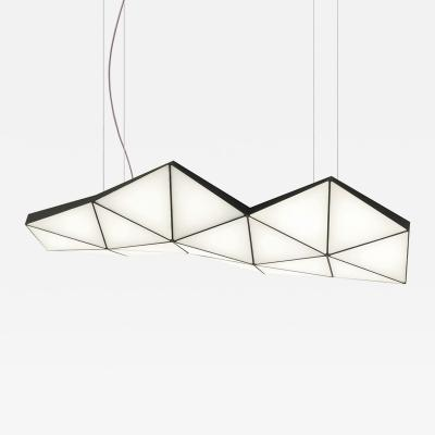 Tokio Furniture Lighting Contemporary Modular Pendant Light Tri Light TRI18