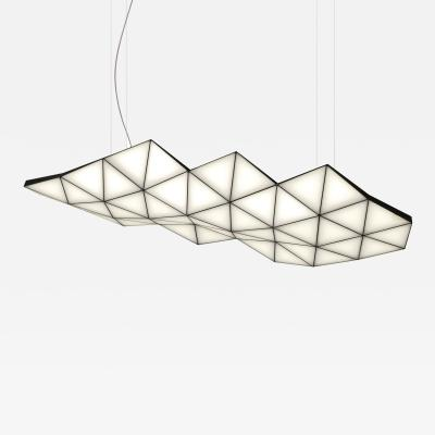 Tokio Furniture Lighting Contemporary Modular Pendant Light Tri Light TRI46