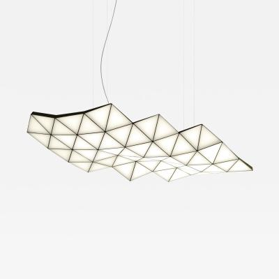 Tokio Furniture Lighting Contemporary Modular Pendant Light Tri Light TRI58