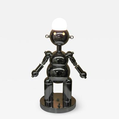 Torino Lamp Co Robot Light my the Torino Lamp Co