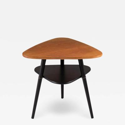 Troeds Bjarnum Scandinavian Midcentury Side Table Telma in Teak by Nils Jonsson