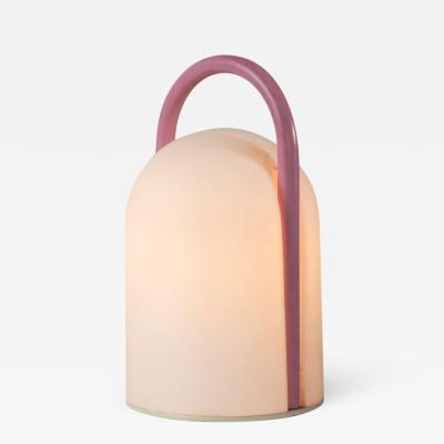 Tronconi 1980s Romolo Lanciani Tender Table Lamp for Tronconi