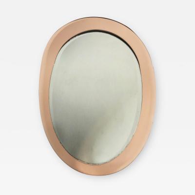 VECA Beveled Mirror from Veca Italy 1960s