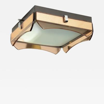 VECA Ceiling Mount Light by Veca made in Italy