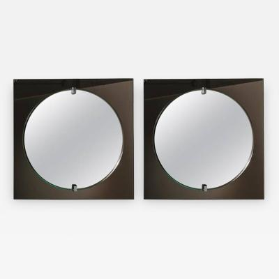 VECA Pair of Wall Mirrors by Veca