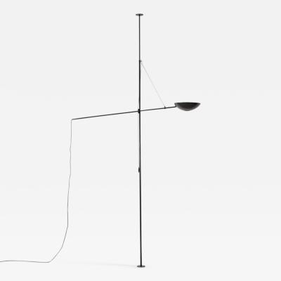 Valenti Bigo compression floor lamp Valenti Italy c1980