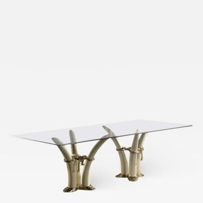 Valenti Dining table by Valenti Barcelona Spain circa 1970 1980