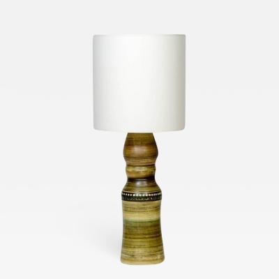 Vallauris Tall Vallauris Ceramic Table Lamp