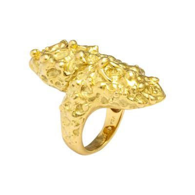 Van Cleef Arpels Gold Ring by Van Cleef Arpels