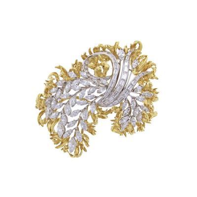 Van Cleef Arpels Van Cleef Arpels Diamond Brooch