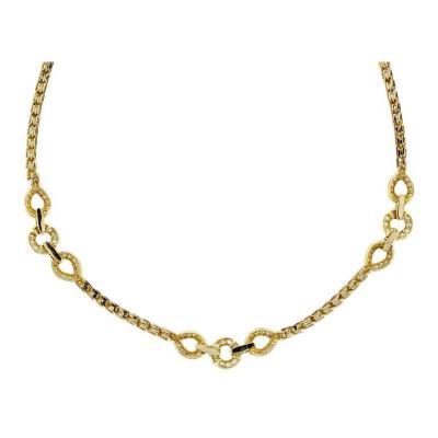 Van Cleef Arpels Van Cleef Arpels Diamond Necklace
