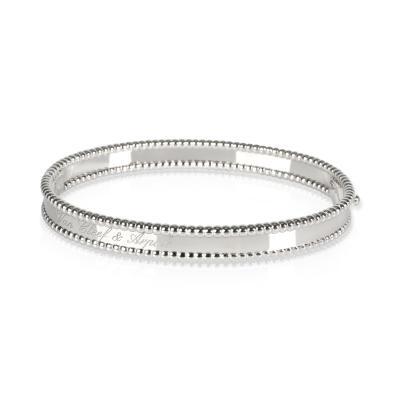 Van Cleef Arpels Van Cleef Arpels Perlee Bracelet in 18K White Gold