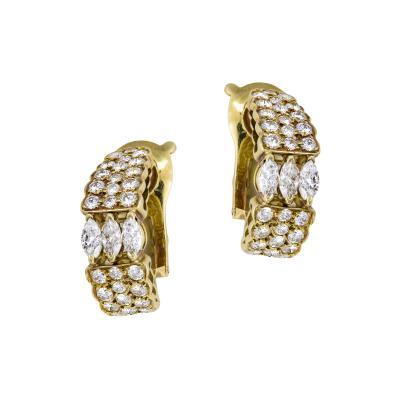 Van Cleef Arpels Van Cleef Arpels diamond earrings