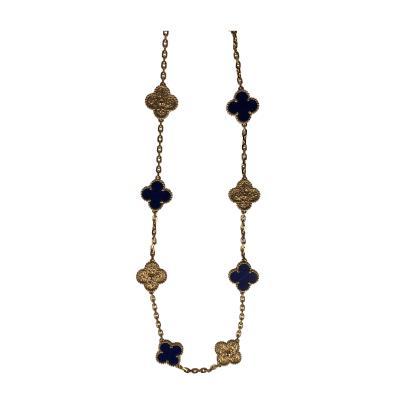 Van Cleef Arpels Van Cleef Arpels limited edition Alhambra necklace